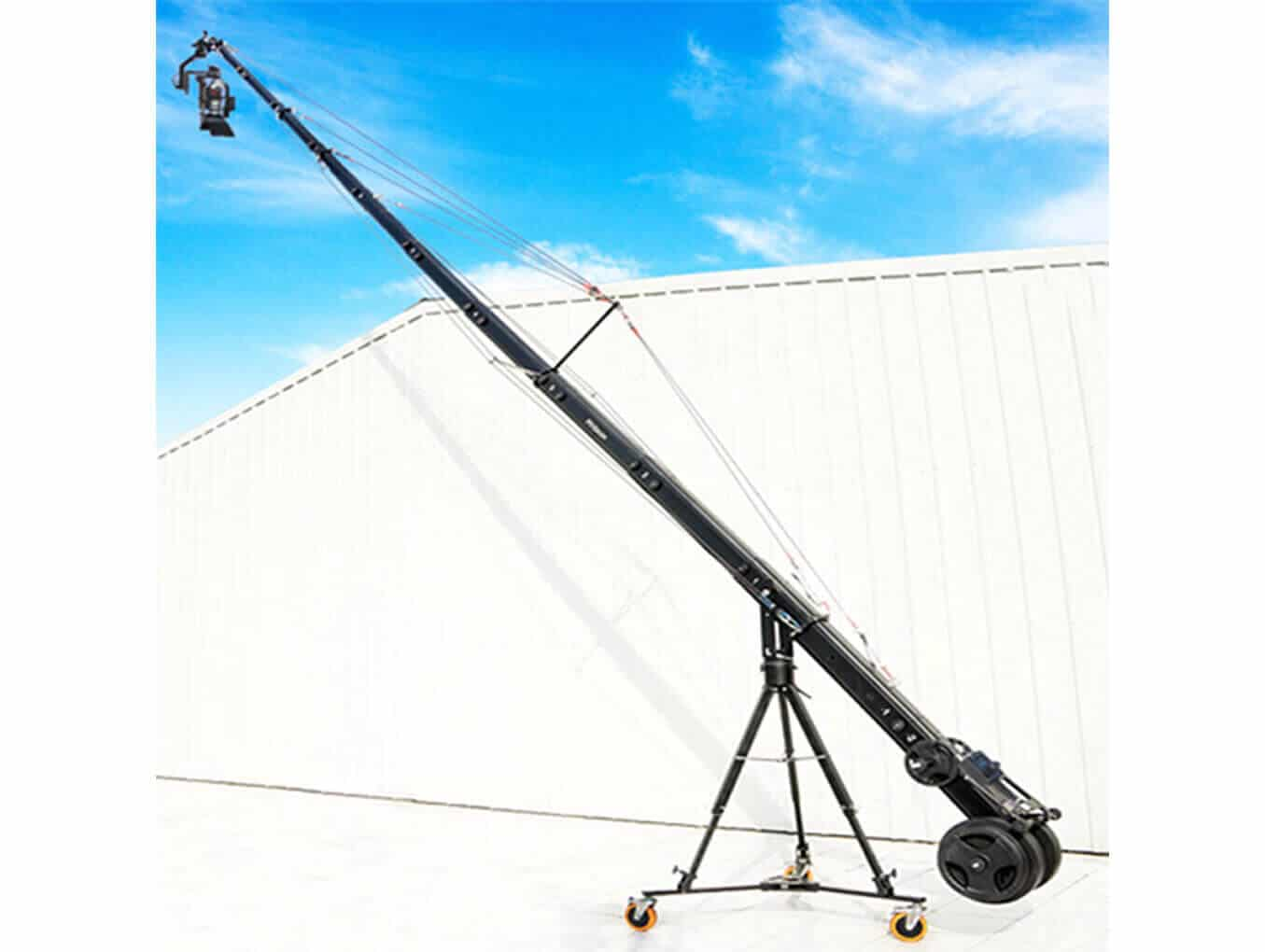 Grue caméra -  Proaim Kite-33 ft Titan Package
